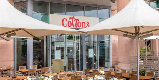 Cottons-Vauxhall
