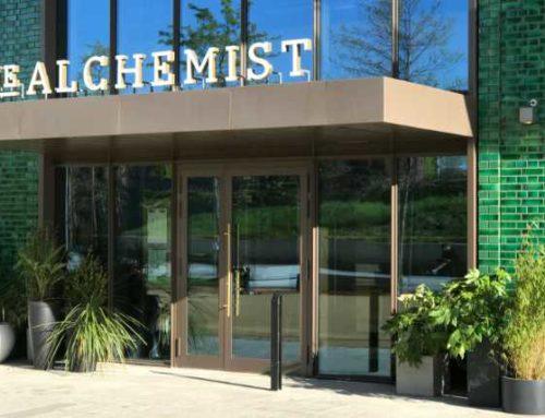 The Alchemist -5 Ravine Way, Nine Elms, London, SW11 7BH Email:nikihenville@thealchemist.uk.com . Website: thealchemist.uk.com